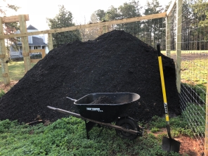 7' Pile of Compost
